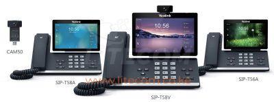 Yealink SIP-T56A Multimedia IP Phone in Kenya