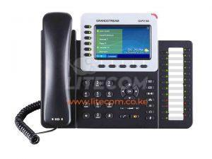 Grandstream GXP2160 High-End IP Phone 6 SIP Account Kenya