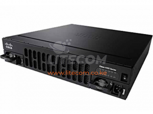 Cisco ISR4431/SEC-K9 Modular Integrated Services Routers Kenya
