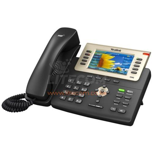Yealink SIP-T29G High-end color screen Professional IP phone