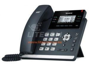 Yealink SIP-T41S Ultra-elegant business IP Phone with 6 SIP Accounts