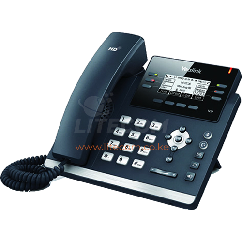 Yealink SIP-T42S 12 SIP Accounts IP Phone
