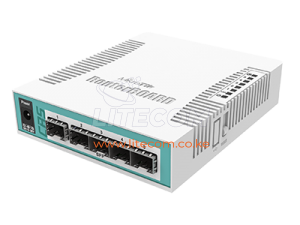 MikroTik CRS106-1C-5S 5x SFP Cloud Router Switch Kenya