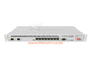 MikroTik CCR1036-8G-2S+ Cloud Core Router Kenya