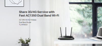 TL-MR3620 AC1350 3G/4G Wireless Dual Band Router Kenya