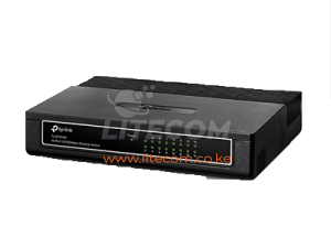 TP-Link TL-SF1016D 16 port 10/100 Desktop Switch in Kenya