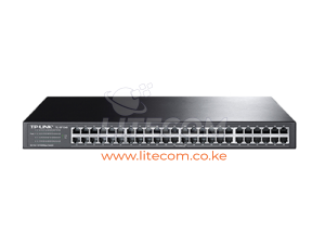 TP-Link 48 Port 10/100 Rackmount Switch TL-SF1048 Kenya