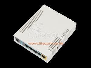 MikroTik RB951Ui-2HnD 5 Port FastEthernet Router Kenya
