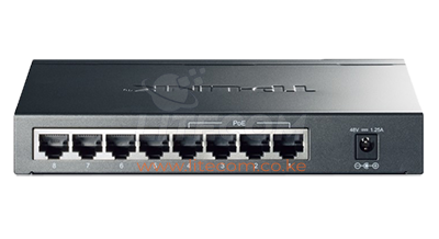 TP-Link TL-SG1008P 8-Port Gigabit Switch 4-Port PoE Kenya