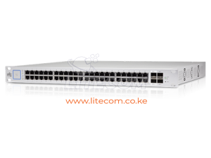 Ubiquiti US-48-500W UniFi 48 port Gigabit PoE Switch Kenya