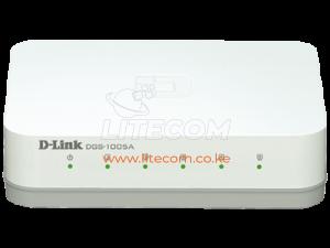 D-Link DES-1005A 5 Port 10/100Mbps Unmanaged Desktop Switch Kenya