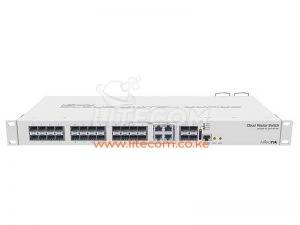 MikroTik CRS328-4C-20S-4S+RM Smart Switch in Kenya