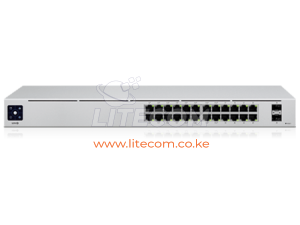 Ubiquiti USW-24-POE UniFi Switch in Kenya