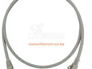DINTEK 2Mtr Cat.6A S/FTP Patch Cord PVC Kenya