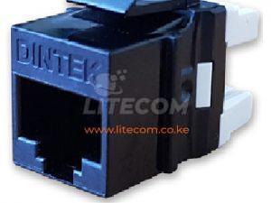 Dintek PowerMAX 1305-04242 Cat.6 ezi-JACK Vertical Jack Kenya