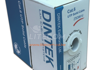 DINTEK PowerMAX500 1101-04441 Cat.6 U/UTP PVC Gray Kenya