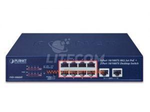 Planet FSD-1008HP 8 Port Fast Ethernet PoE+ Switch Kenya