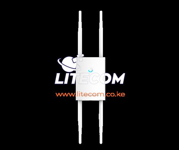 Grandstream GWN7630LR High-Performance Outdoor Wi-Fi AP
