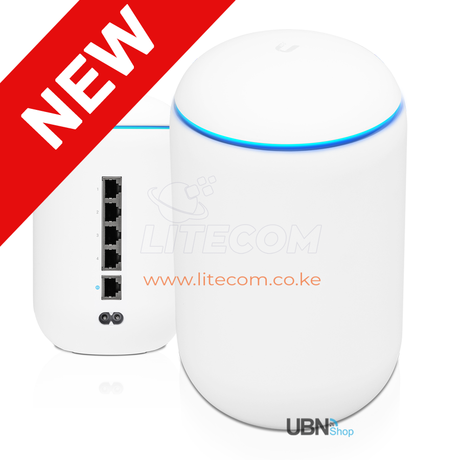 Ubiuiti UniFi Dream Machine at Litecom Kenya