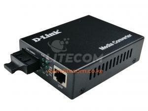 D-Link DMC-540SSC Single-mode Fiber (SC) Media Converter Kenya