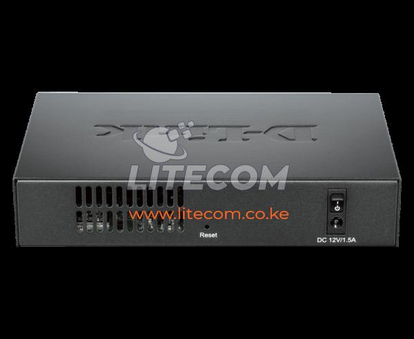 D-Link DSR-250 8-Port Gigabit VPN Router Kenya