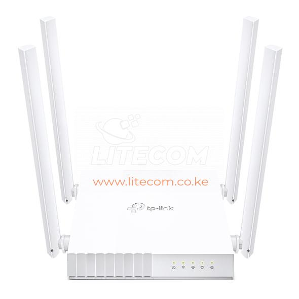 TP-Link Archer C24 AC750 Dual-Band Wi-Fi Router